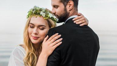 Abielud sõlmitakse taevas