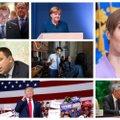 Need on 20 kõige paremini tasustatud riigijuhti maailmas. Kui palju jäävad maha Eesti president ja peaminister?