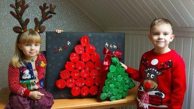 Meisterda ja lõbutse: see tubane jõulumäng sisustab lasteseltskonna aega suurepäraselt!