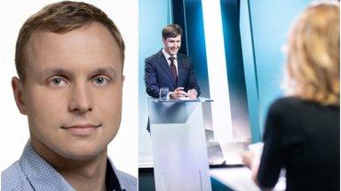 PÄEVA TEEMA | Karl Sander Kase: Kaja Kallas, peaminister olete teie, miks näidata vaktsineerimiskaoses näpuga Helme peale?