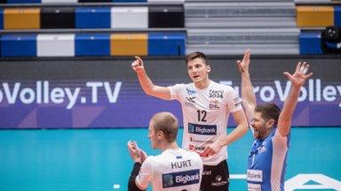 Bigbanki treener: ei häbene öelda, et meie mäng on kiirem kui Eesti koondisel