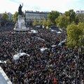 FOTOD | Prantsusmaal avaldati mitmel pool meelt mõrvatud kooliõpetaja toetuseks