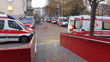Ida-Tallinna keskhaigla EMO juht: meil on õitsev personalikriis. Arstide asemel töötavad tudengid