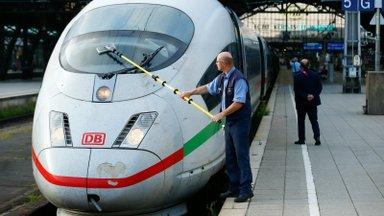 Peagi käigus: isesõitvad rongid, mis jagavad raudteed tavarongidega!