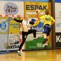 Viljandi astus ühe jalaga karikavõistluste poolfinaali
