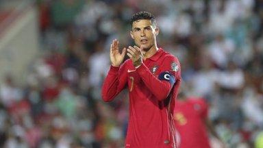 Cristiano Ronaldo jõudis järjekordse võimsa tähiseni