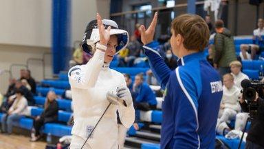 Katrina Lehis võitis kõrgetasemelise turniiri finaalis ülinapilt Erika Kirput