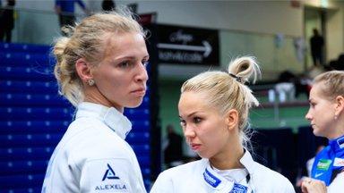 Eesti vehklemisnaiskond pandi karantiini