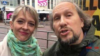 """ВИДЕО: Где самые выгодные скидки? Ведущие """"Русского Радио"""" инспектируют Kaubamaja и Stockmann"""