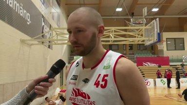 DELFI VIDEO | Sven Kaldre: oleme hooaja alguse raskustest üle saanud