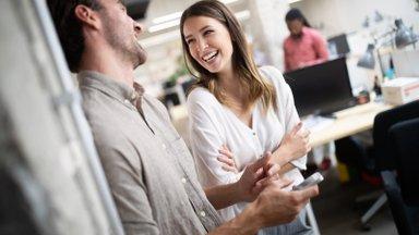 Unistuste kolleegid ehk nende tähtkujude esindajad on kõige toredamad töökaaslased