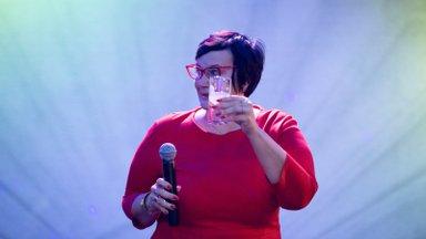 VIDEO JA FOTOD | Katri Raigi valimisliit võitis Narvas valimised. Raik: oleksin olnud rahul, kui oleksime saanud rohkem hääli