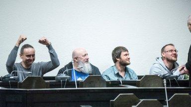 Эстонского наркобарона Медуницу приговорили к 13 годам за решеткой. Туда же отправили и 9 членов его русскоязычной группировки