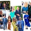 SUUR ÜLEVAADE   Presidendi roosiaia vastuvõtu glamuur ja sära: kes tuli peole kellega? Mis juhtus seal, kuhu telekaamerad ei ulatunud?