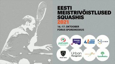 JÄRELVAADATAV | Selgusid Eesti meistrid squashis