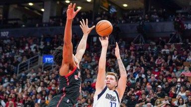 VIDEO   Doncic säras ja Dallas sai NBA-s hooaja esimese võidu