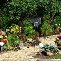 FOTOD: Vallatud lillepotid julge inimese aeda, kaltsudest ja betoonist