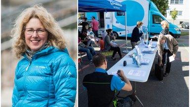 PÄEVA TEEMA | Krista Fischer: läbipõdenute kaitse on võrreldav vaktsineerimisega, kuid see on ohtlik loterii