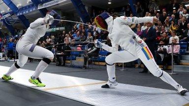 Молодежный чемпионат Европы по фехтованию пройдет в Таллинне