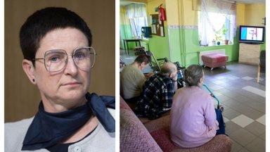 Signe Riisalo: enam kui neli viiendikku hooldekodusid pole täitnud vaktsineerimiseesmärki