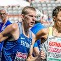 Kaur Kivistik võitis Saaremaa kolme päeva jooksu rekordajaga