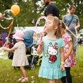 PILDID: Rõõmsate Laste Festival korraldas elamusi täis päeva tuhandetele lastele