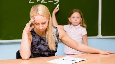 Õpetajate palgad erinevad tavakoolis mitmesaja euro võrra. Omavahel nad rahast ei räägi, sellest tõuseks tüli