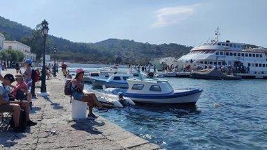 VIDEO | Kreeka päikesesaare Rhodose giid: pandeemia algus oli šokk. Paljud turismitöötajad mõtlesid ametivahetuse peale