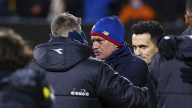 Mattias Käidi klubile kaotanud Jose Mourinho püstitas isikliku antirekordi