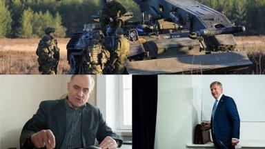 Laaneots ja Laanet: Venemaa agressiivsus kasvab, Baltikumi olukord on pingeline