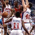Michael Jordan. Mitte nii tore kutt