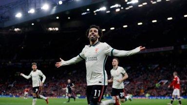 Kas Solskjaer vallandatakse? Manchester United sai Liverpoolilt piinliku kaotuse