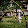Mari-Vivian Ellam: õpime lapsi taluma