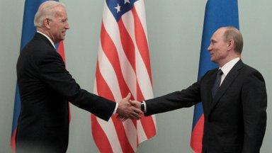 KUULA | Lääne suhtlus Venemaaga meenutab üha enam külma sõda. Kas Bideni-Putini kohtumine parandab asja?