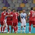 Venemaa jalgpallikoondis tõusis valiksarja liidriks, Saksamaa tagas pääsu MMile