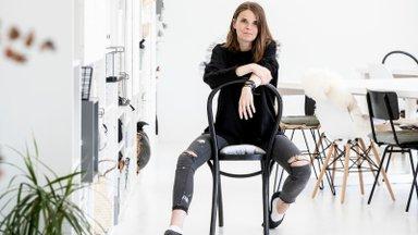 FOTOD JA VIDEO | Anna Lutter lähikaadris: imikuga loengusse, peaaegu ära jäänud kohtumine laste isaga ja ettevõtjaks kasvamine