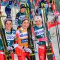 Kaos suusatamises: Põhjamaad loobusid võistlustest, Ustjugovi tervis läbi, telekompaniid ärevuses
