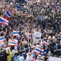 Bangkokis kuulutati vägivalla tõttu välja eriolukord