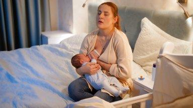Ema: nõustaja ütles, et kui tahan oma last imetada, pean esmalt temalt vabandust paluma