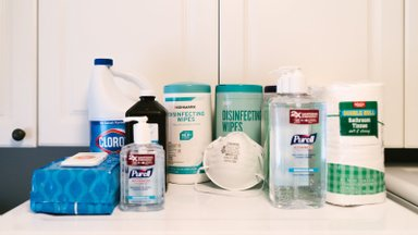 Tallinna linnavalitsus teeb koostööd korteriühistutega ja pakub lisaks puhastusjuhistele ka puhastusvahendit