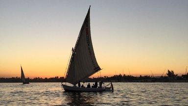 ФОТО читателя Delfi: Луксор — настоящий Египет