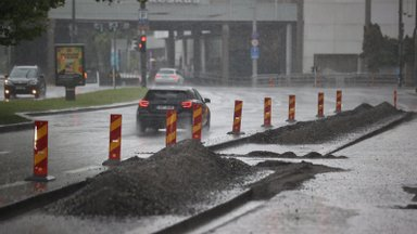 ERISAADE | Valimiste eel on Tallinnas rattateede buum. Abilinnapea Novikov: seda ei tasu poliitiliseks ajada, hääli me sellega juurde ei saa