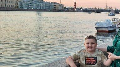 Ulatame üheskoos abikäe! Pahaloomulise ajukasvajaga 8-aastane Artjom vajab ravivisiidiks heade annetajate abi