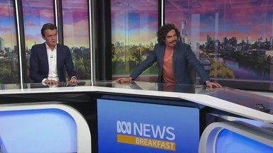 """VIDEO   """"Kuradi hirmus!"""" Vaata, kuidas raputab maavärin televisiooni hommikustuudiot Austraalias"""
