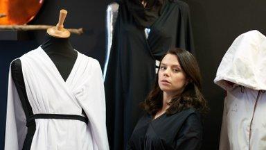 Moedisainer Roxana Spekter toob meieni antibakteriaalsetest kangastest rõivakollektsiooni