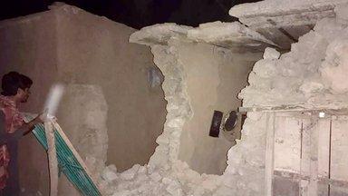 VIDEO   Maavärin Pakistanis on tapnud vähemalt 20 inimest