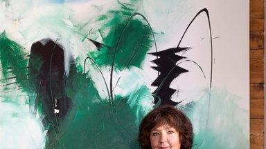 Liivia Leškin pühendas näituse meestele: meeste ja naiste vastandamine on minu meelest mage. Mehed on sama õrnad ja haprad
