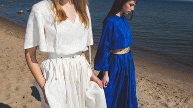FOTOD | Teele Koel esitleb loodusest ja pärimusest inspireeritud naiselikke rõivaid