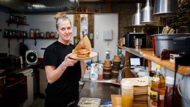 Kadriorus asuv burgerirestoran pakub raskel ajal abivajajatele tasuta suppi