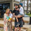 FOTOD | Jesper Parve ja Mari Ojasaare balilik paradiis Hiiumaal: koht, kus on sündinud paljukritiseeritud raamatud ja head mõtted